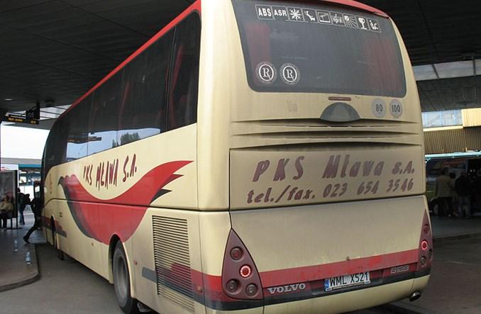 Mobilis zamyka wszystkie PKS-y: Ostróda, Mława, Mrągowo