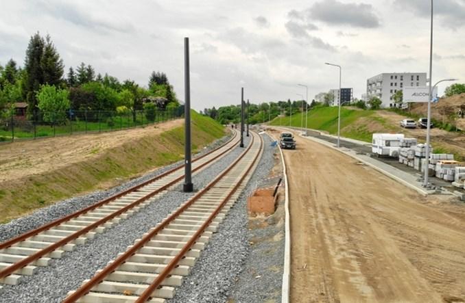 Gdańsk: Trasa tramwajowa na Nowej Bulońskiej dłuższa, ale później