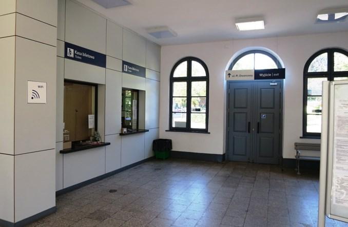 Gdańsk Oliwa po jednym remoncie, przed kolejną przebudową