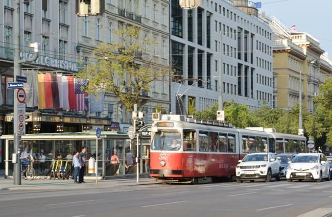 Wiedeń: Hulajnoga jak rower. Po ulicy i nie po chodniku