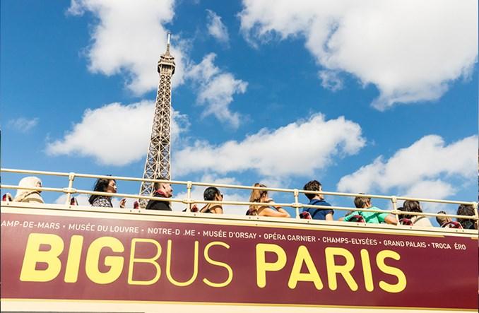 Paryż wyrzuca autokary turystyczne z centrum miasta