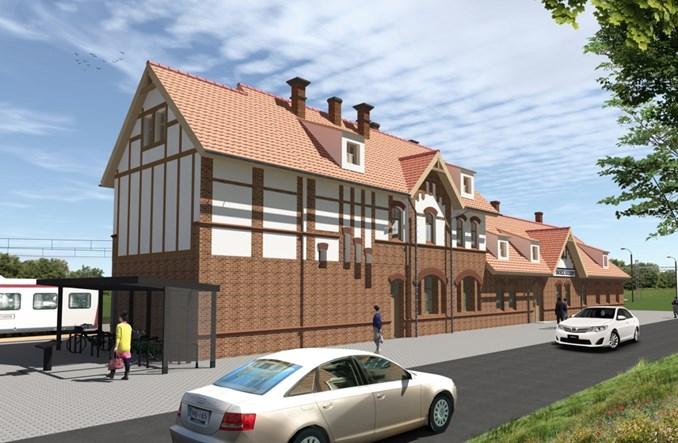 Cztery oferty na przebudowę dworca Boguszów Gorce Zachód