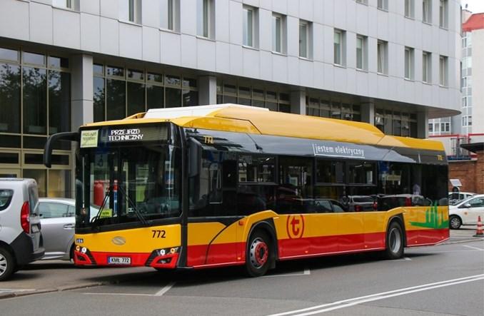 Łomianki. Elektrobusy nie tylko do centrum Warszawy