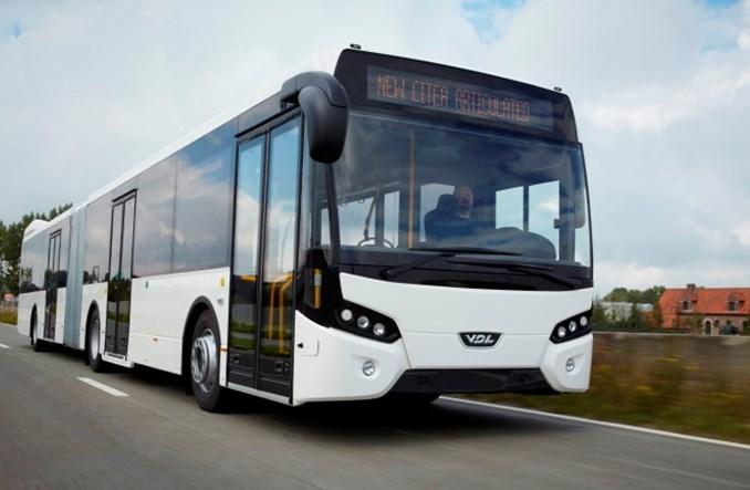 Osnabruck. VDL dostarczy 49 przegubowych autobusów elektrycznych