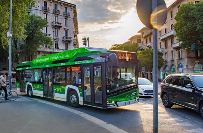 Mediolan. Solaris wygrał gigantyczny przetarg za 200 mln euro