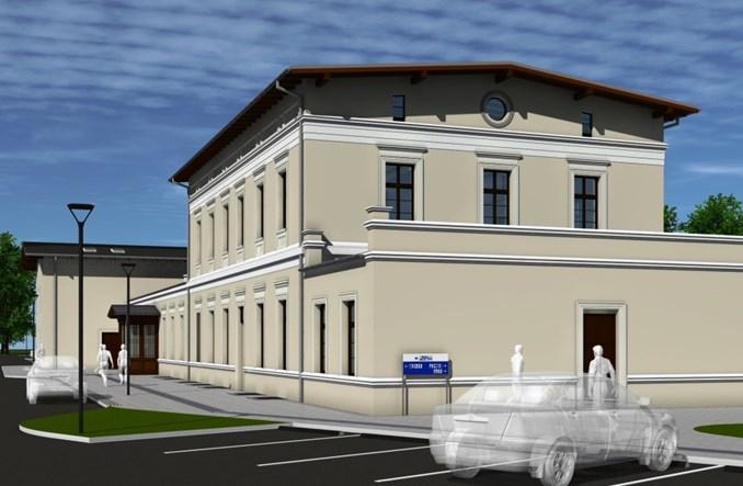 Dworce Smolec i Kąty Wrocławskie do przebudowy (wizualizacje)
