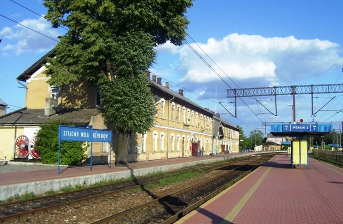 Dworzec Stalowa Wola Rozwadów szykowany do remontu. Prace od połowy 2020 r.
