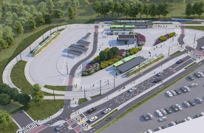 Poznań: Tramwaj jedzie na Falistą. Jest umowa na rozbudowę ul. Unii Lubelskiej