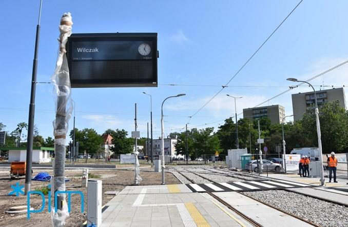 Poznań: Jazdy testowe na pętli Wilczak. Tramwaje wrócą we wrześniu