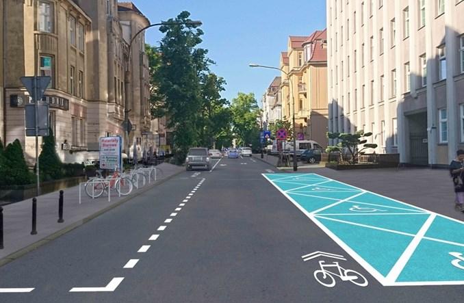 Poznań: Ulica Mickiewicza na nowo – przyjazna dla pieszych
