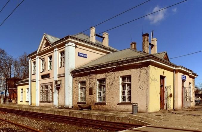 Dworzec w Trawnikach szykowany do remontu