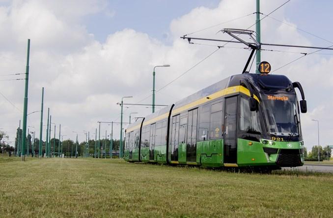 MPK Poznań prezentuje pierwszą dwukierunkową Gammę. Dostawy do końca roku