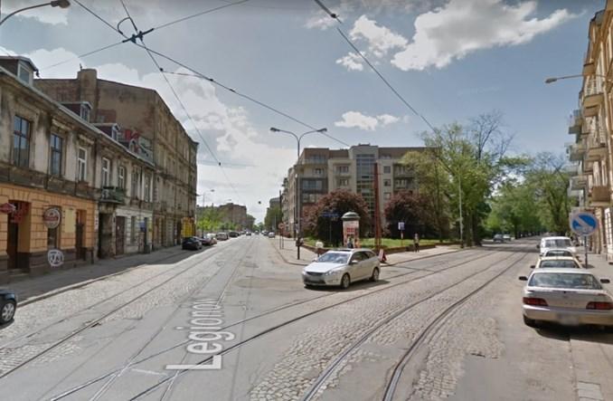Łódź: Przebudowa Legionów i Cmentarnej bardzo droga