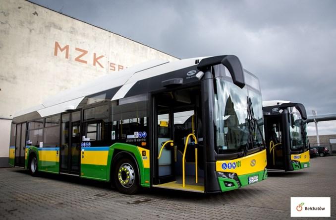 Bełchatów z nowymi autobusami. Wyjadą na przełomie miesięcy