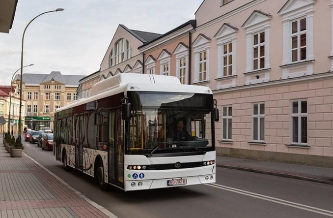 Nowy Sącz z trzema ofertami na autobusy CNG. Autosan najtańszy