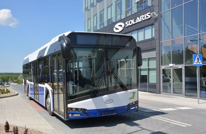 Toruń zawarł umowę z Solarisem na autobusy