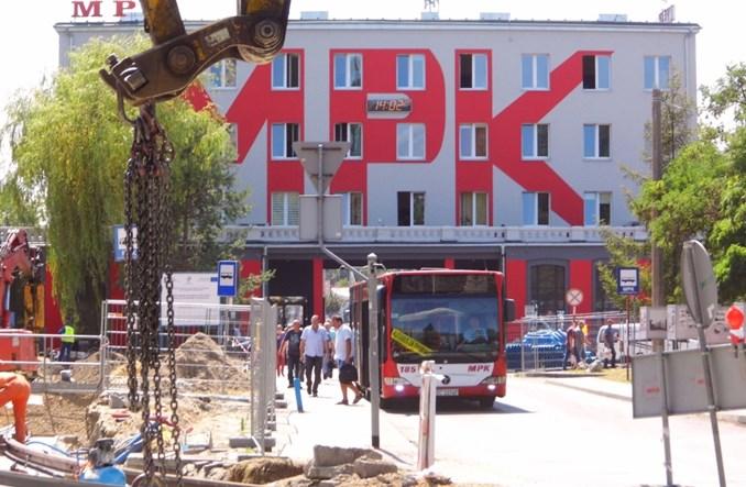Częstochowa: Remont torowiska tramwajowego z opóźnieniem – na dwóch frontach