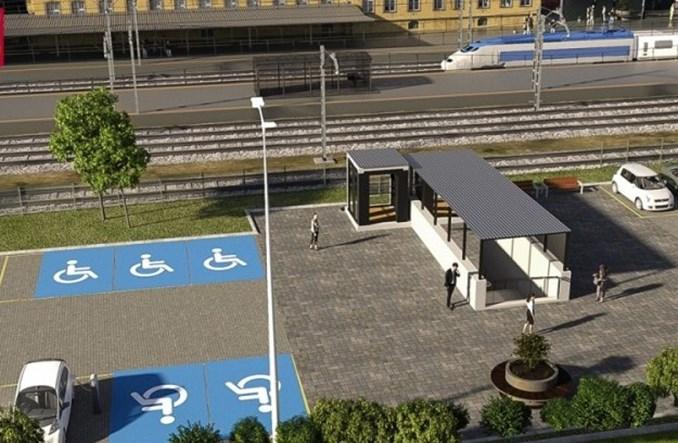 Inowrocław: Tunel połączy dworzec z miastem. Wkrótce rusza budowa