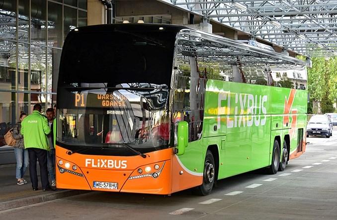 FlixBus zawiesza wszystkie połączenia międzynarodowe z Polską