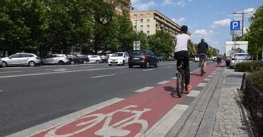 Warszawa jest zbyt niebezpieczna dla policjantów na rowerach?