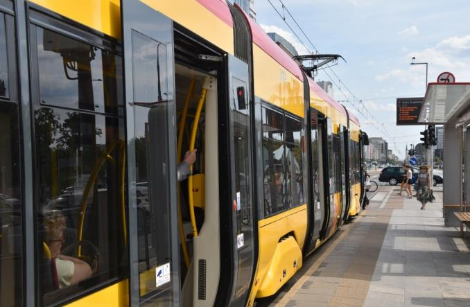 Tramwaje Warszawskie wybrały projektanta tramwaju na Gocław