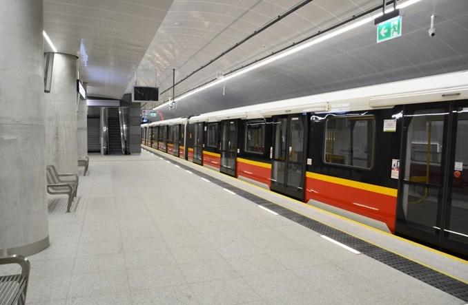 Metro na Targówek: Rozpoczęły się wizyty odbiorowe nowych stacji