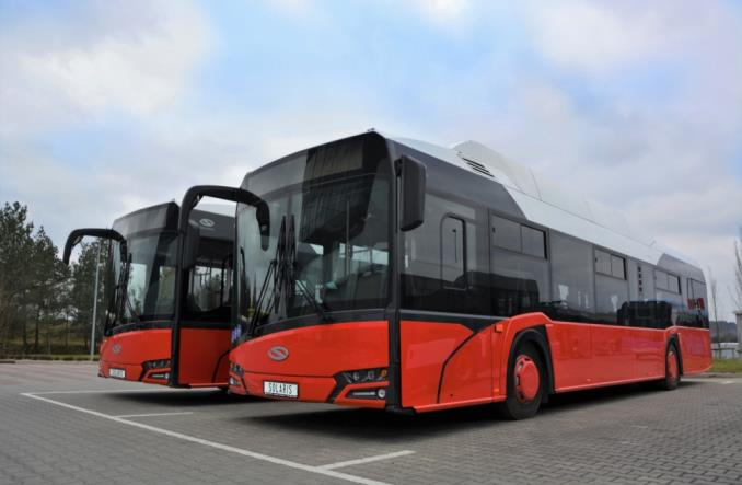 Ostrów Wielkopolski. Solaris dostarczy sześć elektrobusów z defibrylatorami