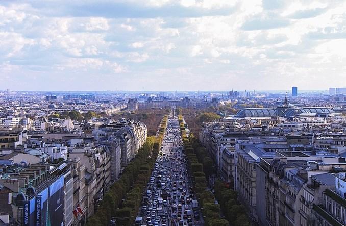 Paryż testuje głosoradary. Mają mierzyć hałas i wystawiać mandaty
