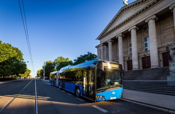 Ostrawa. Solaris wygrał przetarg na 37 autobusów CNG