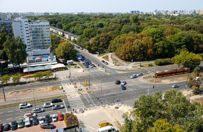 Warszawa. Do końca roku będą zebry przy stacji Pole Mokotowskie