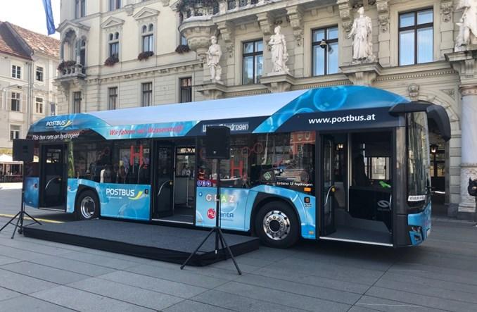 Wodorowy Solaris na testach w kolejnych miastach. Pojedzie do Niemiec