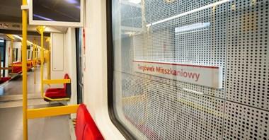 190 tys. pasażerów II linii metra