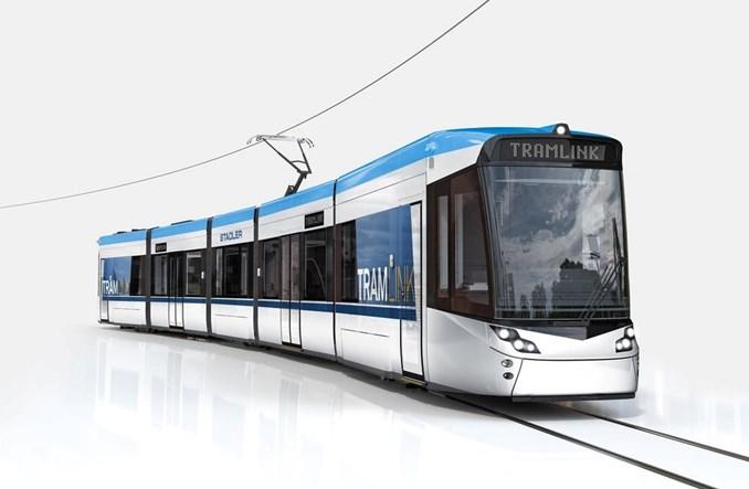Stadler wygrywa przetarg na dostawy do 50 tramwajów do Berna