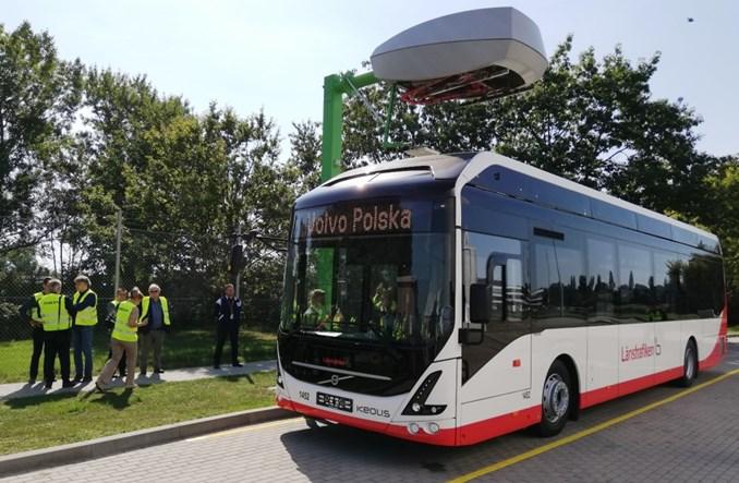 Szef Volvo Buses: Napęd wodorowy? To jeden autobus zamiast dwóch