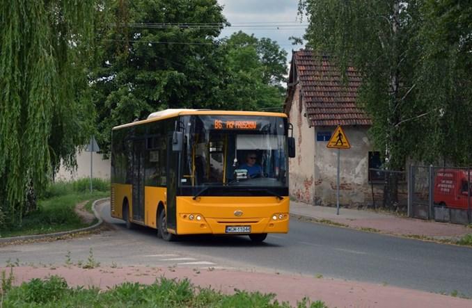 Brwinów szuka przewoźnika autobusowego dla 11 linii