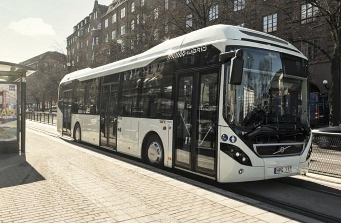 Kolejne dwie hybrydy Volvo pojadą do Białegostoku