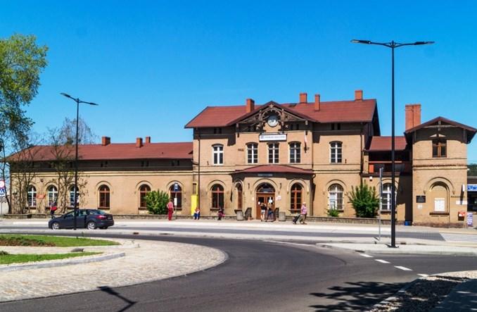 PKP SA przygotowują się do remontu dworca w Wejherowie