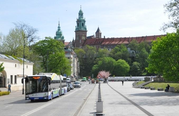 Kraków z megaprzetargiem na 50 autobusów elektrycznych!