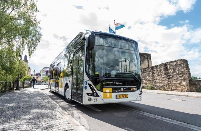 Volvo dostarczy elektryczne autobusy miejskie do Świdnicy