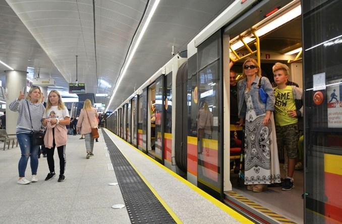 Metro na Targówek: Dw. Wileński wciąż najpopularniejszy