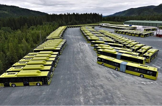 Trondheim. MAN dostarczy 189 autobusów. Większość na gaz
