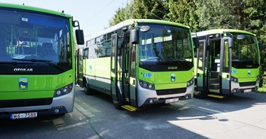 Podolsztyńska Stawiguda dokupuje mały autobus
