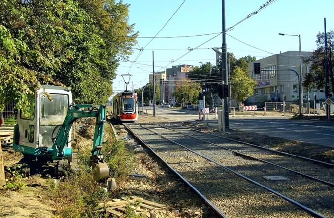 Częstochowskie tramwaje stopniowo powracają na tory