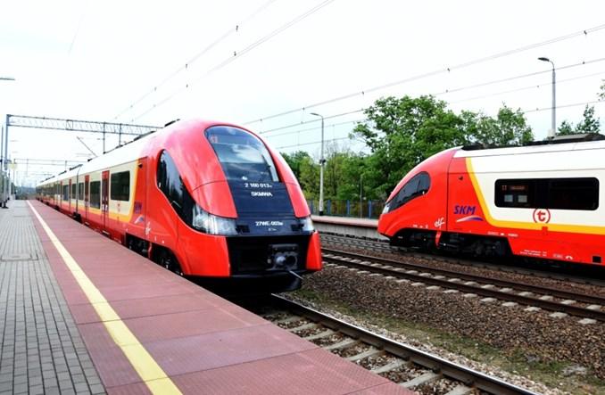 Kolej podmiejska. Co Trójmiasto i Warszawa robią dobrze