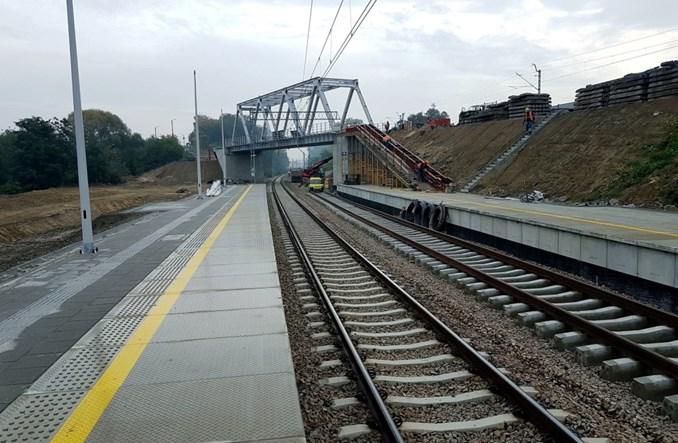 Kraków Bronowice z peronami na różnych poziomach. Ruszy w marcu 2020 r.