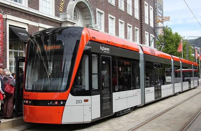 Bergen zamawia sześć tramwajów od Stadlera