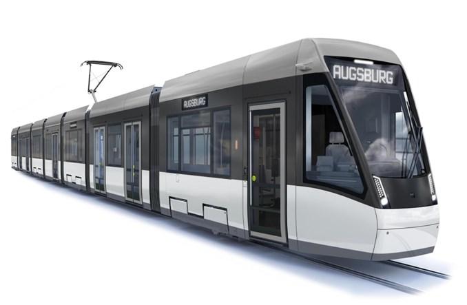 Stadler wygrywa przetarg w Augsburgu na 11 tramwajów z usługą utrzymania