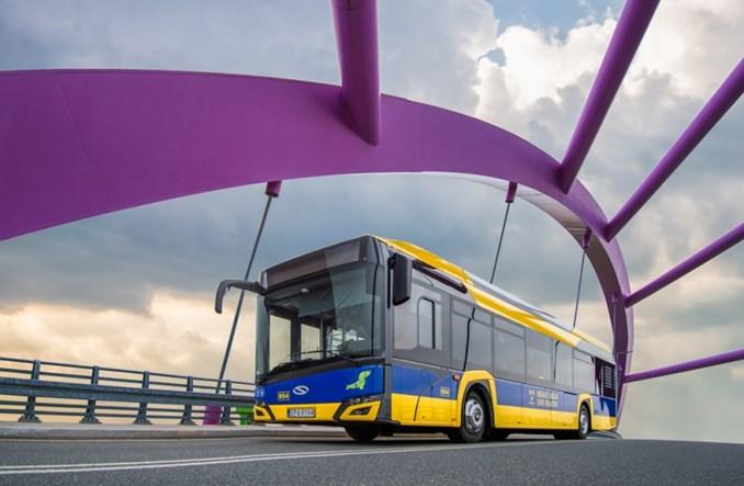 Piła z umową z Solarisem na 13 autobusów