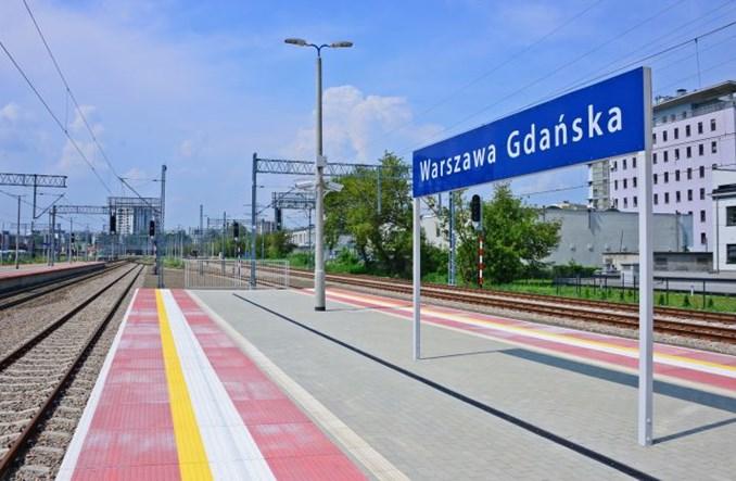 Wreszcie ruszają prace na Warszawie Gdańskiej