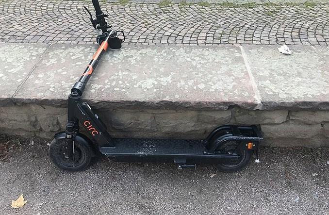 Monachium. Po Oktoberfest kilkuset e-hulajnogistów straciło prawo jazdy